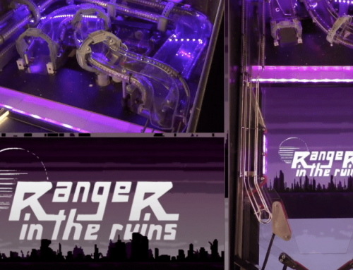 Ranger in the Ruins Deep Dive!  In Depth Overview of the Machine, Features, Rules and Code