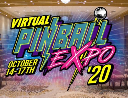 VIRTUAL PINBALL EXPO BEGINS
