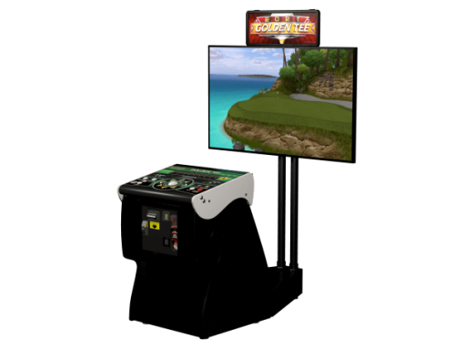 Newsbytes: Golden Tee 2021 Launch; JJP#6; Elite Park; Metal Slug Book & More