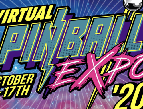 Virtual Pinball Expo 2020 – Schedule of Events