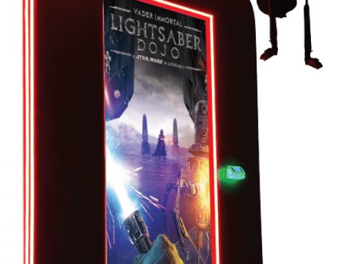 VRSenal Launches Vader Immortal Lightsaber Dojo VR At Dave & Busters