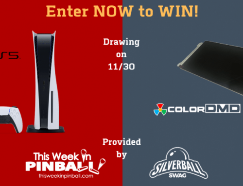 Enter NOW to Win a PLAYSTATION 5 (PS5 Disc Version) or a COLORDMD!! Drawing for both on 11/30, Will Ship Immediately – Enter Now!!