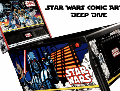 STAR WARS COMIC ART PIN Deep Dive!  In Depth Overview of the Machine, Features, Rules, and More