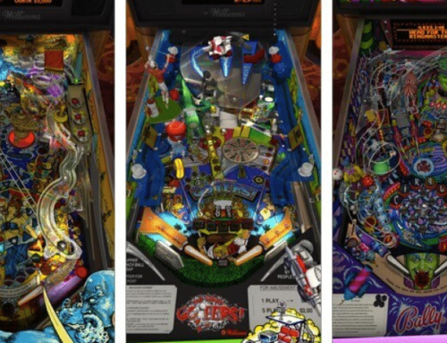 FOR THE MOBILE USERS: Last Week in (Digital) Pinball by Chris Friebus