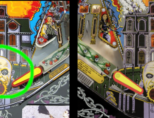 Licensing and Censorship Study: Last Week in (Digital) Pinball by Chris Friebus