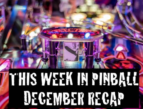 TWIP TV: December 2020 Pinball Recap