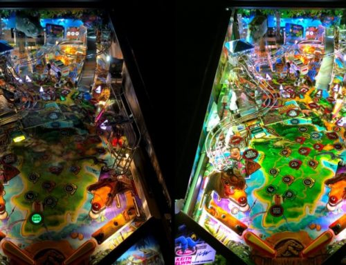 February TWIP Pinball Giveaways