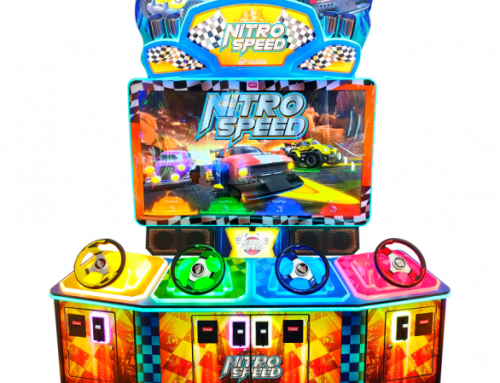 New From Ace Amusement: Nitro Speed