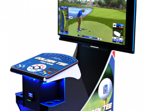 Incredible Technologies Unveils More Info On Golden Tee PGA Tour