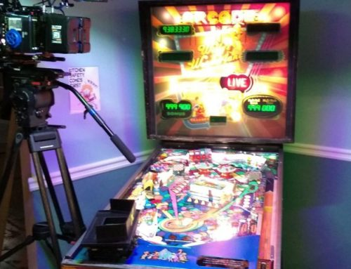 The Making of Willy's Wonderland Pinball – Guest Post by Spencer Murrill