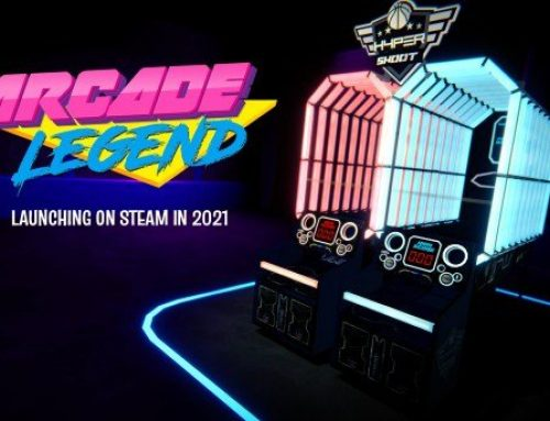 Coming Soon To Steam: Build Your Own Virtual Arcade In Arcade Legend By LAI Games