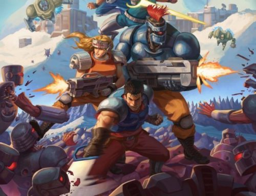 Blazing Chrome AC Launches To Arcades On exA-Arcadia