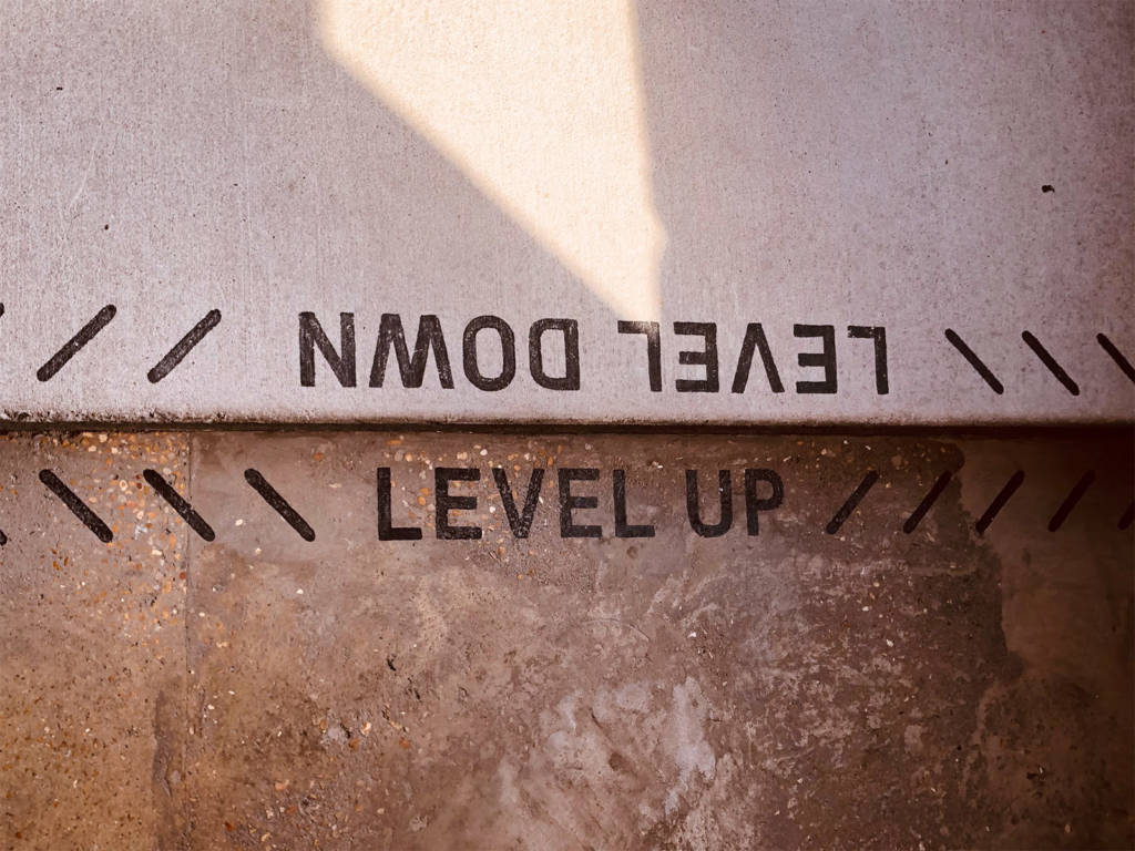 Level Up and Down