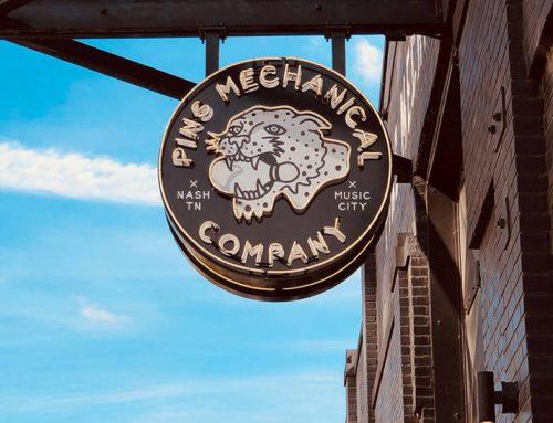 PINS MECHANICAL COMPANY NASHVILLE
