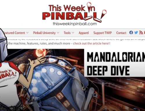 TWIP TV: May 2021 Pinball Recap