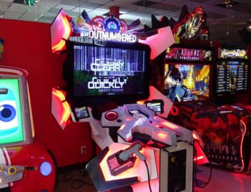 Unboxing Round-Up With Outnumbered, Blazing Chrome AC & StepManiaX