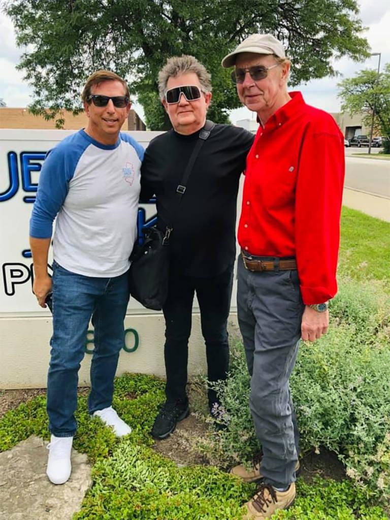 Jack, Steve and Pat