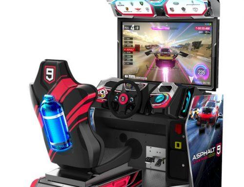 LAI Games Reveals More Details About Asphalt 9 Legends Arcade