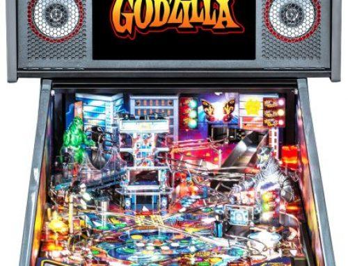 Stern Pinball reveals Godzilla Toho