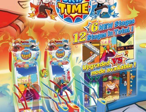 Headed To The US: Asphalt 9 Legends DX Arcade via LAI Games; Skip Time via Amusement Source Intl.