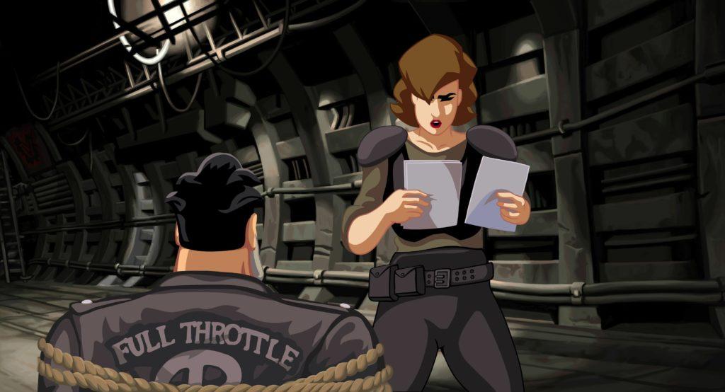 Best LucasArts adventures: Full Throttle