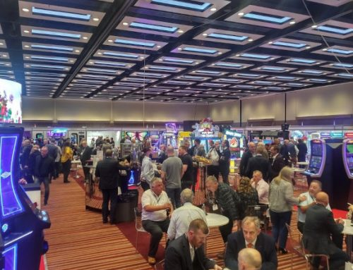 Kevin Williams Reports On The 2021 Autumn Coin-Op Show