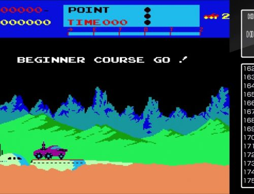 Moon Patrol: a practical example of how to get good at classic arcade games