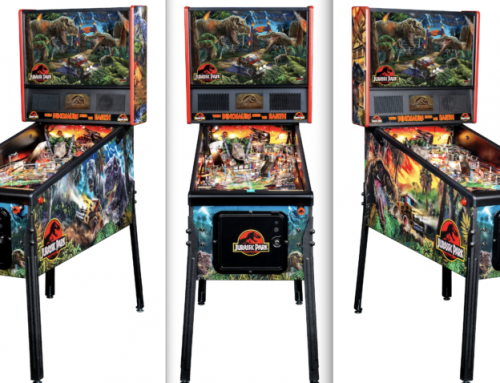 Stern Pinball Announces Jurassic Park Pin!  DEEP DIVE: In Depth Overview of the Machine, Features, Rules, and More!
